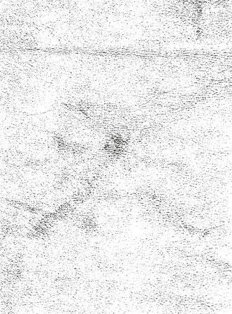 Distressed overlay texture of cracked concrete, stone or asphalt. grunge background vector illustration Stock Illustratie