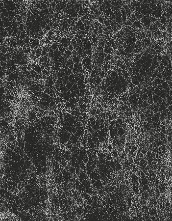 Trama di sovrapposizione angosciata di pelle naturale, sfondo vettoriale grunge. illustrazione vettoriale astratto mezzitoni Archivio Fotografico - 100744813