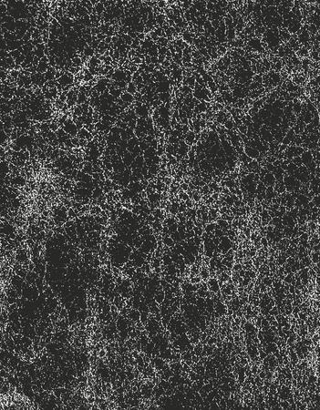 Verontruste bekledingstextuur van natuurlijk leer, grunge vectorachtergrond. abstracte halftoon vectorillustratie