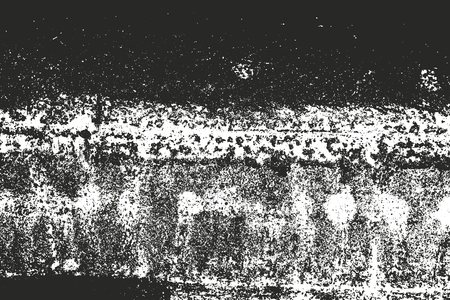 Distressed overlay texture of cracked concrete, stone or asphalt. grunge background. abstract halftone vector illustration Vektoros illusztráció