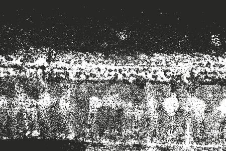 Textura de recubrimiento apenada de hormigón agrietado, piedra o asfalto. Fondo grunge Ilustración de vector de semitono abstracto Ilustración de vector
