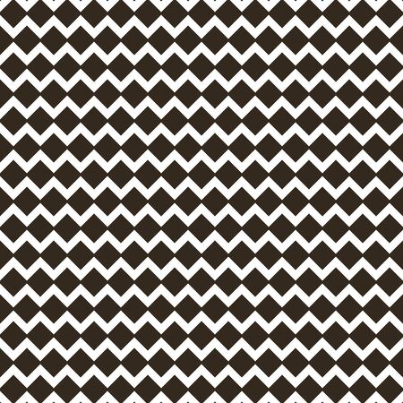 Abstract geometric seamless pattern. Vector illustration