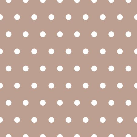 Abstract vector dotted seamless pattern. Colorful pastel background Illusztráció