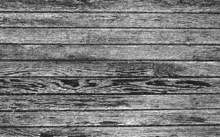 Distressed overlay wooden plank texture, grunge background. abstract halftone vector illustration