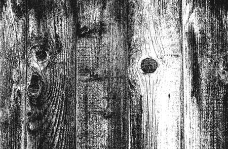 Distressed overlay wooden plank texture, grunge background.
