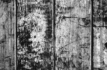 Distressed overlay wooden plank texture