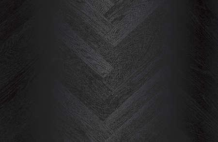 Luxury black metal gradient background with geometric seamless pattern, modern ornament Standard-Bild