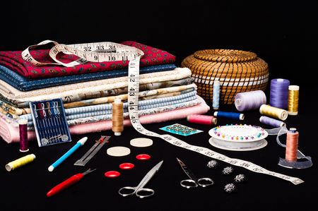 Sewing Accessories Stock Photo - 7853383