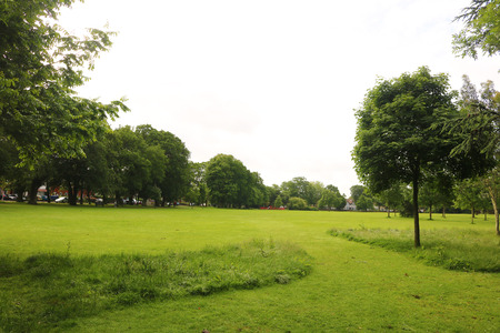 Birmingham England Kings heath Park
