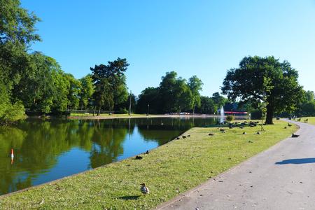 Cannon Hill Park  Birmingham