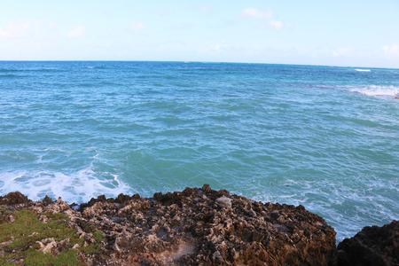 Caribbean  sea Cuba