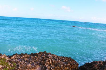 holguin cuba guardalavaca cliff