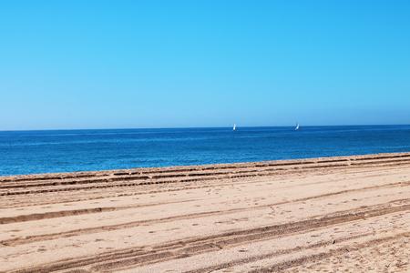 Beach coast