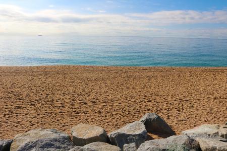 lloret de mar spain beach
