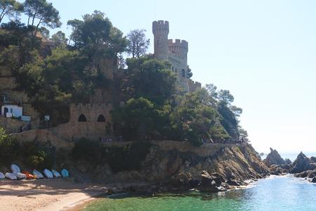 Castell de Sant Joan spain