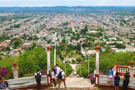 Hill of the Cross (Loma de la Cruz) (Holguin) Stock Photo