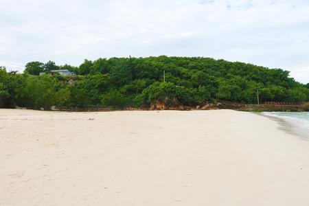 holguin cuba guardalavaca beach and trees
