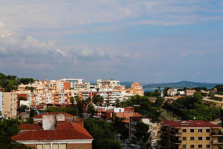 Roof top  view tarragona
