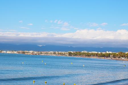 Spain beach coast