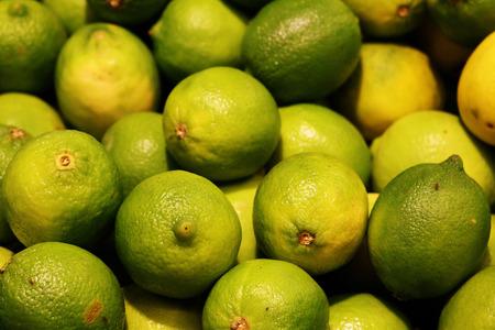 Lime fruit Stock Photo