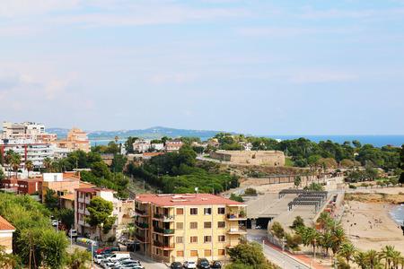 Tarragona roof tops