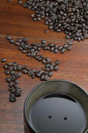 Coffee in the Morning Stok Fotoğraf