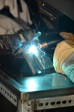 Welding Work Reklamní fotografie