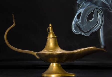 魔神のランプ