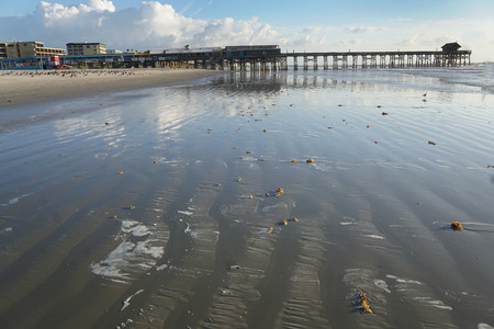 cocoa beach: Pier at Cocoa Beach