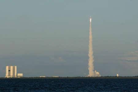 Atlas V Lift Off Banco de Imagens