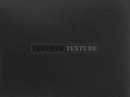 Vintage old leather texture vector design
