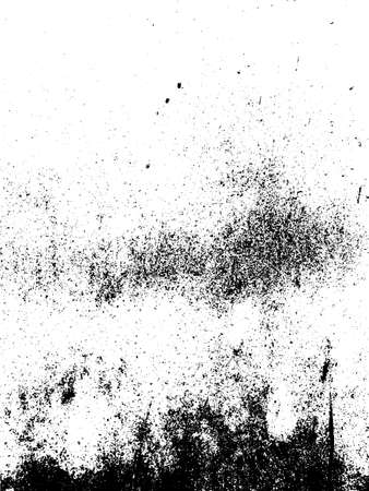 Rusty iron texture. Rust and dirt overlay black and white texture. Иллюстрация