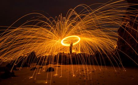 steel wool: steel wool photography