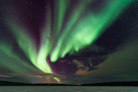 magneto: northern lights