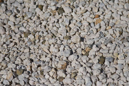 Ground covering of small rocks in different shades Stock Photo - 7749774