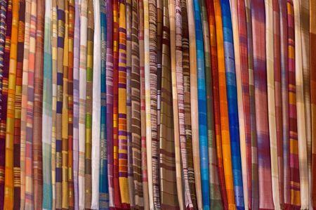 sciarpe: Colorful tradizionale marocchina sciarpe