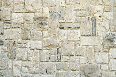 Old Stone rock  wall teture