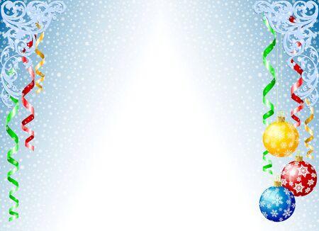 Christmas background Stock Photo - 2118574