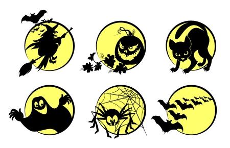 Halloween simbols