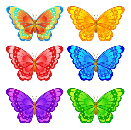 Butterfly Stock Vector - 2576287