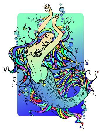 mermaid Stock Photo - 2772117