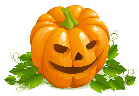 Halloween pumpkin Stock Photo - 3642534