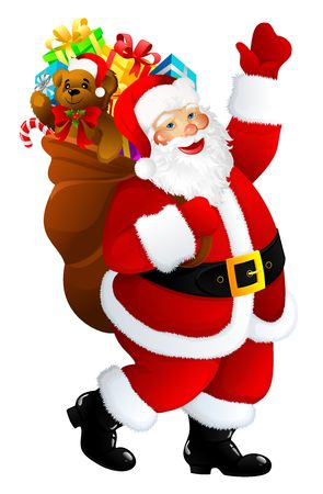 Santa Claus Stock Photo - 3673234