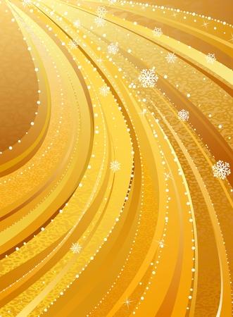 Winter  christmas  new year background Illustration