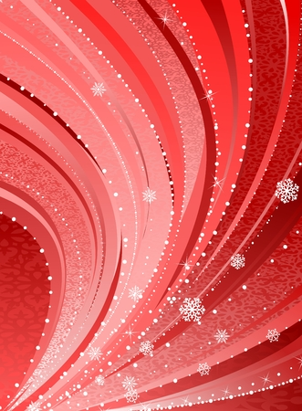 Winter  christmas  new year background Illustration