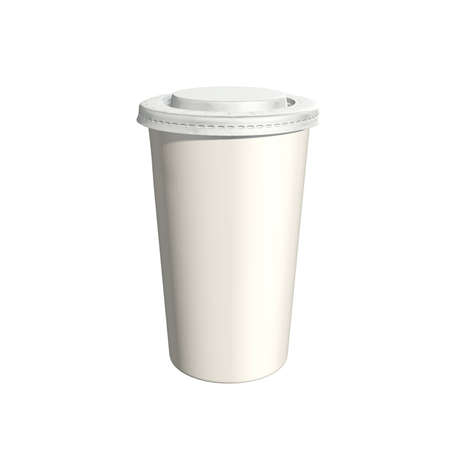 clear carton cup for coffee