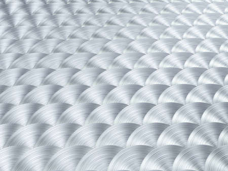 brushed metal background close up