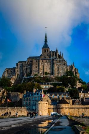 France Normandy Mont Saint-Michel