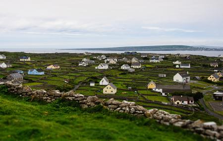 doolin: Stunning landscape in Ireland, Doolin Island near Cliffs of Moher