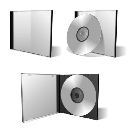 cd case: С d box set.